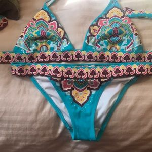 Victoria secret baiting suit like new